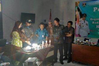 Paparan Penilaian SIPPUT (Sistem Pengendalian Penerangan Jalan Umum Terintegrasi) di Balitbang