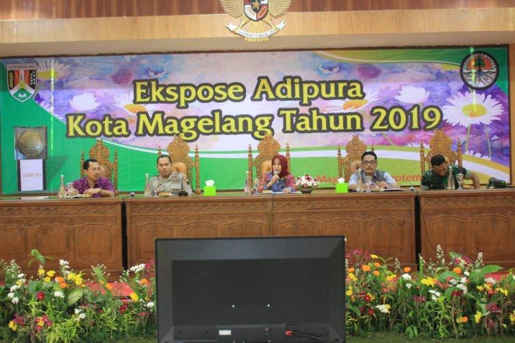Ekspose Adipura Kota Magelang Tahun 2019