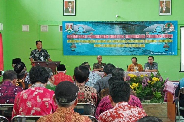 Sosialisasi Peningkatan Kualitas Lingkungan Perairan Umum