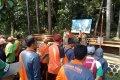 Kerja Bakti Massal dalam Rangka Hari Peduli Sampah Nasional 2020
