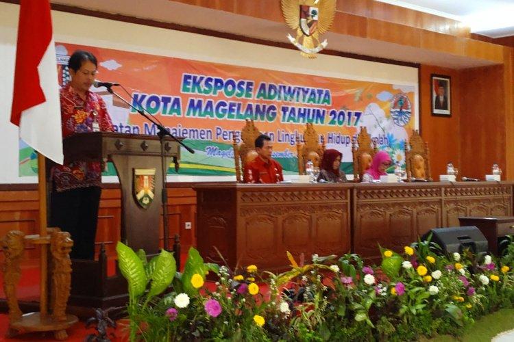 Ekspose Program Adiwiyata Kota Magelang Tahun 2017