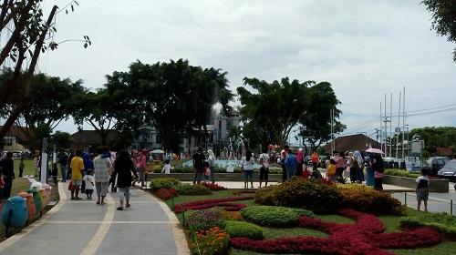 Fountain Aloon-Aloon Kota Magelang